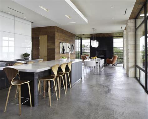 Wonderful Black & White Kitchen Designs