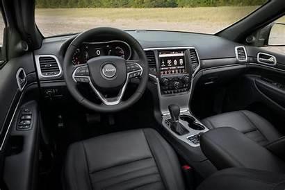 Cherokee Jeep Grand Interior Altitude 2021 Limited