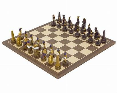 Chess Egyptian Ancient Board Royal Themed Egypt