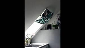 Raffrollo Für Dachfenster : dachfenster vorhang n hen anleitung mit kostenlosem schnitt youtube ~ Whattoseeinmadrid.com Haus und Dekorationen