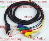 Comcast Hdtv Hdmi Wire Diagram
