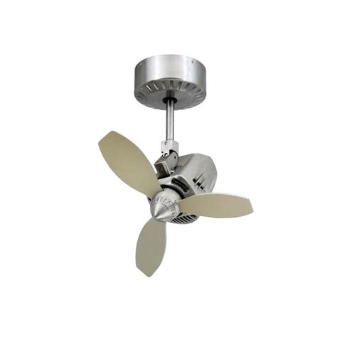 oscillating ceiling fan home depot troposair mustang 18 in oscillating brushed aluminum