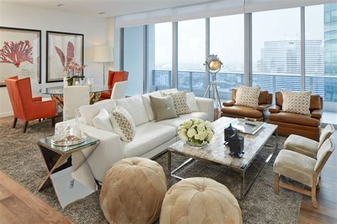 metro modern condo furniture design penthouse decor turn key designs miami