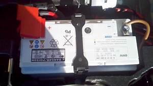 Batterie Bmw 320d : bmw x3 battery replacement instructions youtube ~ Medecine-chirurgie-esthetiques.com Avis de Voitures