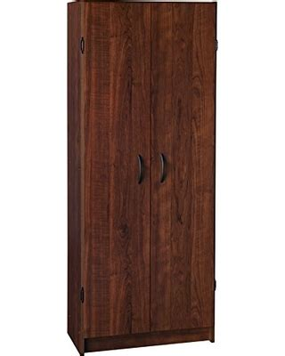 apartment kitchen cabinets deal on closetmaid 1308 pantry cabinet cherry 1308