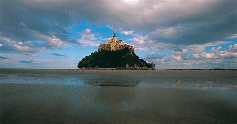 mont saint michel   bay unesco world heritage centre