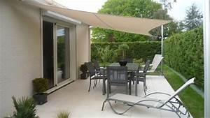 Voile Pour Terrasse : voile d ombrage vs parasol le match jardin mobilier ~ Premium-room.com Idées de Décoration