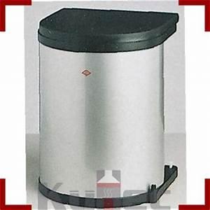 Einbau Mülleimer Küche : wesco einbau abfalleimer m lleimer sp le k che 15l rund ebay ~ Orissabook.com Haus und Dekorationen