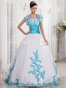 white and blue wedding dressessky blue and white bridal With sky blue wedding dress