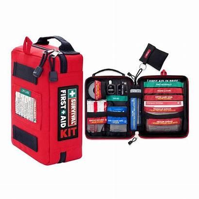 Kit Aid Emergency Kits Trauma Survival Medical