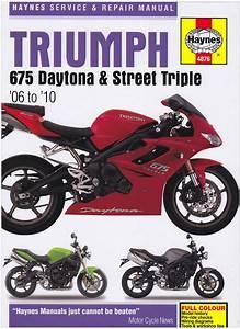2000 Triumph Daytona 955i Service Manual