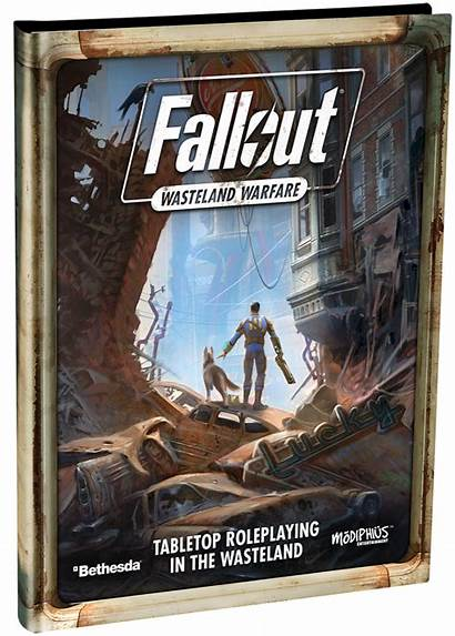 Fallout Wastelands Rpg Tabletop Roleplay Games Rpgs