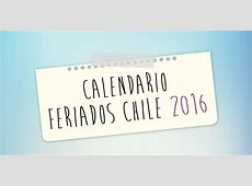 Calendario Con Feriados Chilenos 2015 Search Results