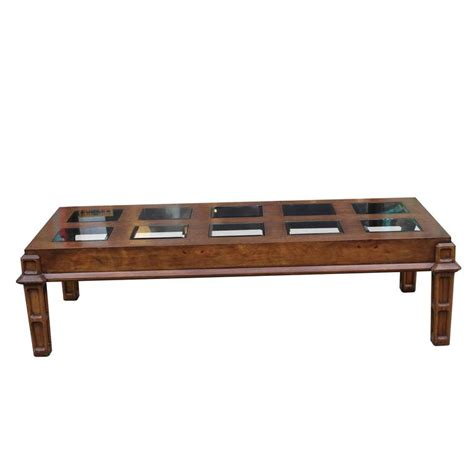 square coffee table with glass insert modern burl coffee table with square glass inserts for