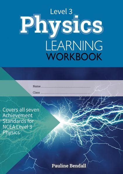 Level 3 Physics Learning Workbook – ESA Publications