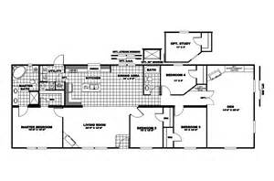 manufactured home floor plan 2010 clayton independence 28x76 38ind28764ah10