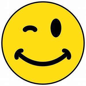 Winking Smileys - ClipArt Best