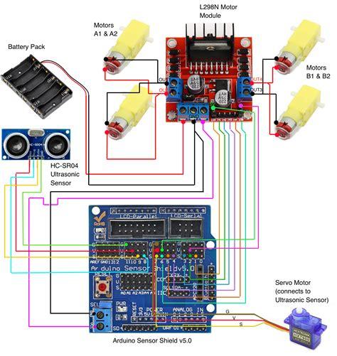 Building Autonomous Car With Arduino Codemahal