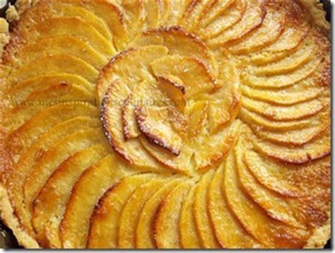 tarte aux pommes alsacienne facile le cuisine de samar