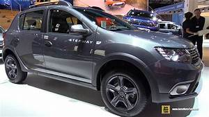Dacia Duster Prestige 2018 : 2018 dacia sandero stepway exterior and interior walkaround 2017 frankfurt auto show ~ Medecine-chirurgie-esthetiques.com Avis de Voitures