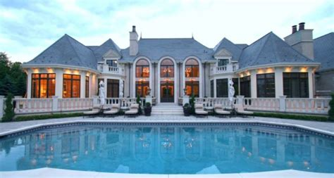 Following Collection Consist Form Gorgeous Mansion Houses