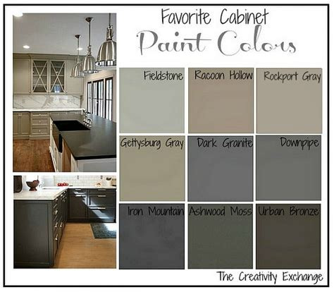 popular stain colors for kitchen cabinets favorite kitchen cabinet paint colors