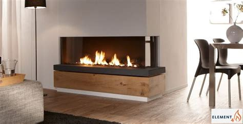 open corner fireplace european design fireplaces linear contemporary corner direct vent home projects