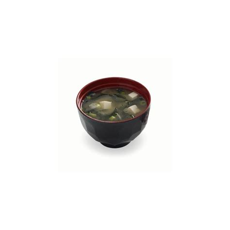 Miso zupa ar garnelēm - YUMA sushi