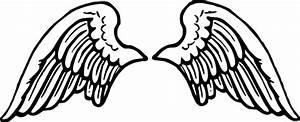 Free Printable Angel Wings  Download Free Clip Art  Free
