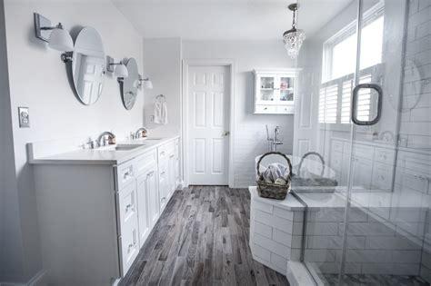 beautiful white bathroom renovation dublin ohio