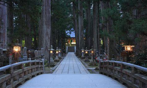 Wakayama Prefecture  Where The Past Is Always Present