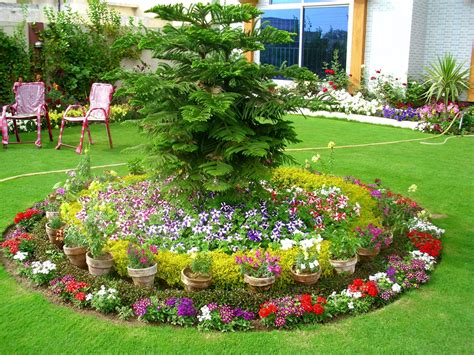 tips  successful flower garden design  homes