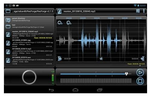 gravador de mp3 free baixar para o xperia