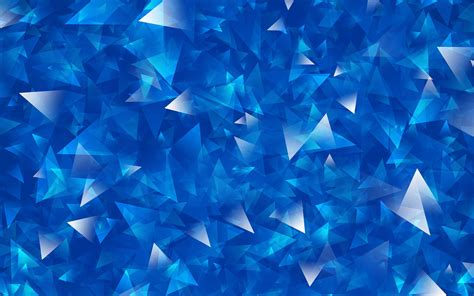 Cool Black And Blue Wallpaper Blue Crystal Wallpaper Collection 57