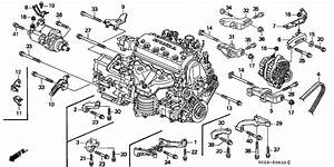1995 Honda Civic Engine Diagram