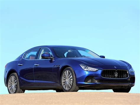 Maserati Ghibli Photo by Maserati Ghibli Picture 101216 Maserati Photo Gallery
