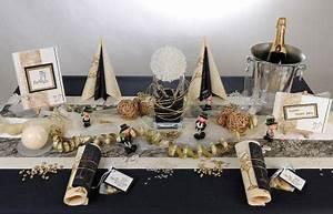 Silvester Dekoration Gastronomie : stimmungsvolle silvester tischdeko eine wundersch ne tafel empf ngt die g ste tafeldeko ~ Orissabook.com Haus und Dekorationen