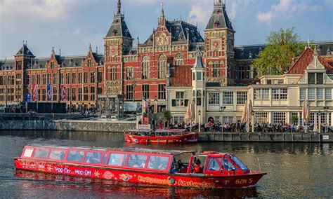 Bateau Mouche Groupon by City Sightseeing Amsterdam 224 Amsterdam Groupon