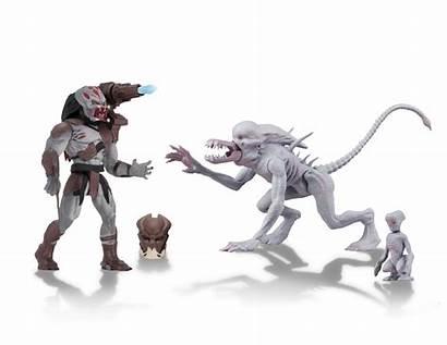 Figures Action Toy Predator Godzilla Berserker Fair
