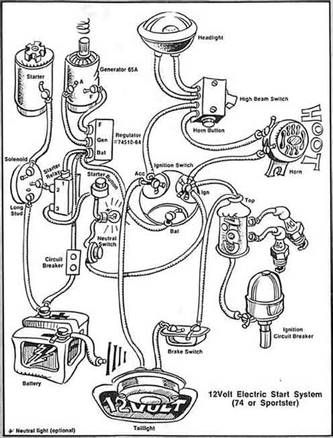 Harley Davidson Electric Wiring Diagram by 17 Best Images About Motorcycle Wiring Diagram On
