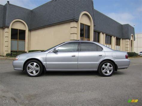 satin silver metallic 2003 acura tl 3 2 type s exterior