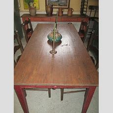 Simple Kitchen Farm Table At 1stdibs