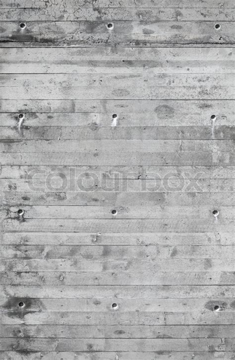 background texture  modern gray concrete wall  wood