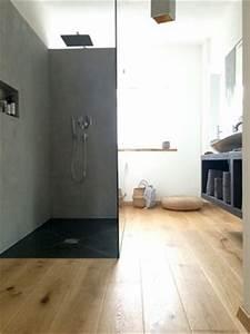 Bad Betonoptik Holz : die sch nsten badezimmer deko ideen ~ Michelbontemps.com Haus und Dekorationen