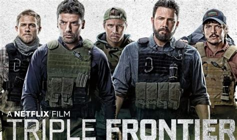 triple frontier review netflix army thriller fails