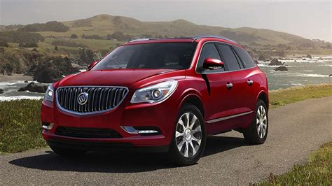You'll Love The 2017 Buick Enclave  Mccarthy Chevy Buick