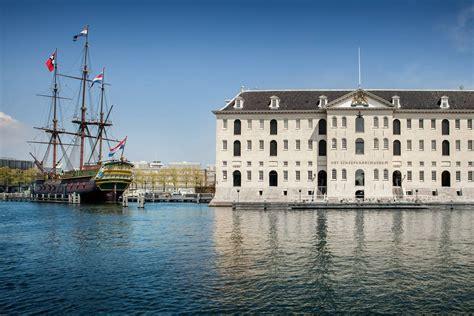 Amsterdam Museum National by National Maritime Museum Het Scheepvaartmuseum