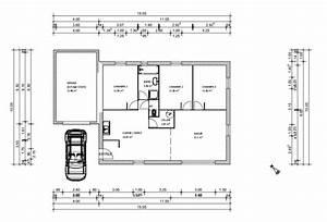 plan maison de ville mitoyenne tnement maison mitoyenne With delightful plan de maison a etage 7 maison en bois sur mesure detail du plan de maison en
