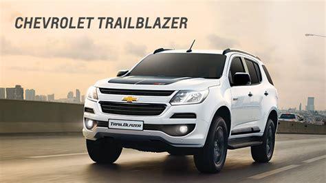 trailblazer chevrolet cars trucks suvs crossovers