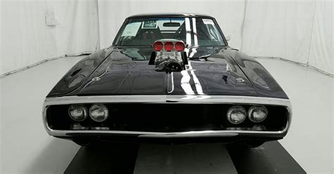 Dom Fast And Furious Car by Now S Your Chance To Bid On One Of Dom S Fast And Furious